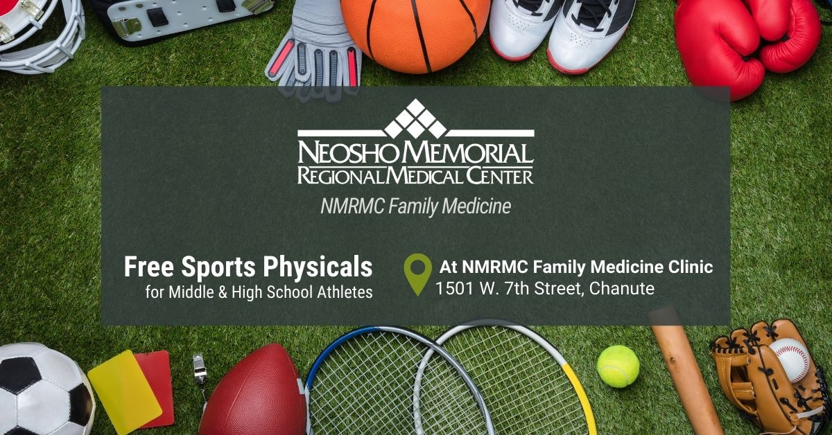NMRMC Free Sports Physicals